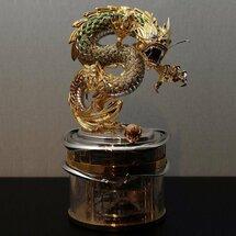 Le Dragon et la perle du Savoir