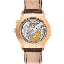Patek Philippe: World Time Minute Repeater Ref.5531R-001