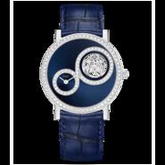 Altiplano Tourbillon Infinite Blue Limited Edition 38 - Piaget 2020