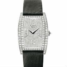 Tonneau-shaped Limelight watch 27 mm