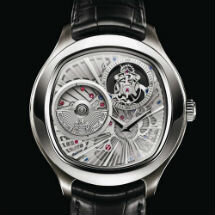 Piaget launches it first Ultra-Thin Automatic Tourbillon watch.