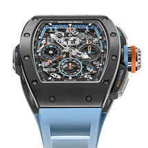 RM 11-05 Automatic Winding Flyback Chronograph GMT