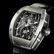 """Richard Mille: RM 021 Tourbillon wristwatch """"Aerodyne""""/2009"""