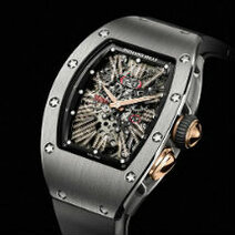 Richard Mille: The Automatic Richard Mille RM 037/2012