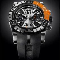 Roger Dubuis: Easydiver Chronographe/2010