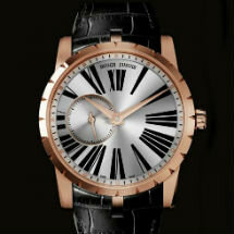 Excalibur Automatic in pink gold