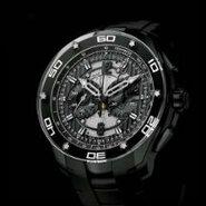 Pulsion Chronograph in black titanium - Roger Dubuis 2012