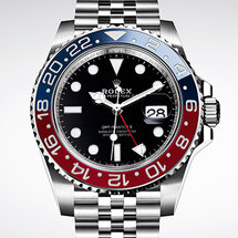 Oyster Perpetual GMT-MasterII
