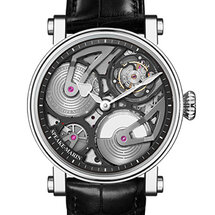 One&Two Openworked Tourbillon 38mm
