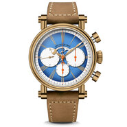 London Chronograph Bronze - Speake-Marin
