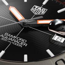 TAG Heuer: Aquaracer Bamford Limited Edition