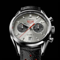 TAG Heuer: Calibre 17 Automatic Chronograph 41 mm Jack Heuer/2012