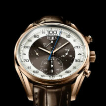 Chronographe Heuer Carrera Mikrograph 1/100e de seconde