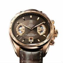 Grand Carrera Calibre 17 RS Chronographe Édition Limitée en Or Rose (18 carats) (43 mm)