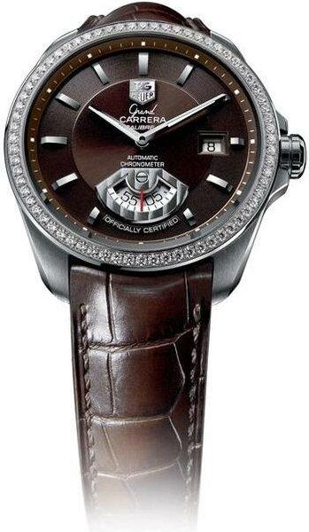 a0cce3e02b0 Grand CARRERA Calibre 6 RS (40.2mm) Diamonds Bezel - Fondation de la ...