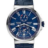 Marine 系列Annual Calendar Chronometer年历计时表