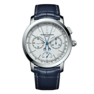 Traditionnelle Split-Seconds Chronograph Ultra-Thin - Collection Excellence Platine - Vacheron Constantin 2021