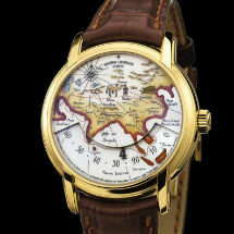 向伟大冒险家致敬的工艺腕表