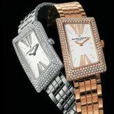 Ladies Timepieces 1972 Petit Modèle de bracelet d'or