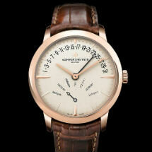 Patrimony contemporaine day-date bi-rétrograde