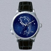 Van Cleef & Arpels : Midnight Zodiac Lumineux Aquarius