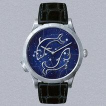 Van Cleef & Arpels : Midnight Zodiac Lumineux Pisces