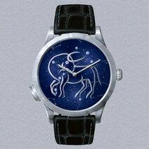 Van Cleef & Arpels: Midnight Zodiac Lumineux Taurus