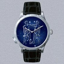 Van Cleef & Arpels: Midnight Zodiac Lumineux Gemini