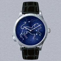 Van Cleef & Arpels : Midnight Zodiac Lumineux Lion