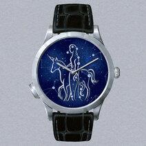 Van Cleef & Arpels : Midnight Zodiac Lumineux Virgo