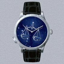 Van Cleef & Arpels : Midnight Zodiac Lumineux Libra