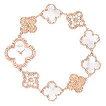 Van Cleef & Arpels: Sweet Alhambra watch