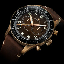 Zenith: Pilot Cronometro Tipo CP-2 Flyback