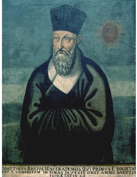 Matteo Ricci, 1522-1610
