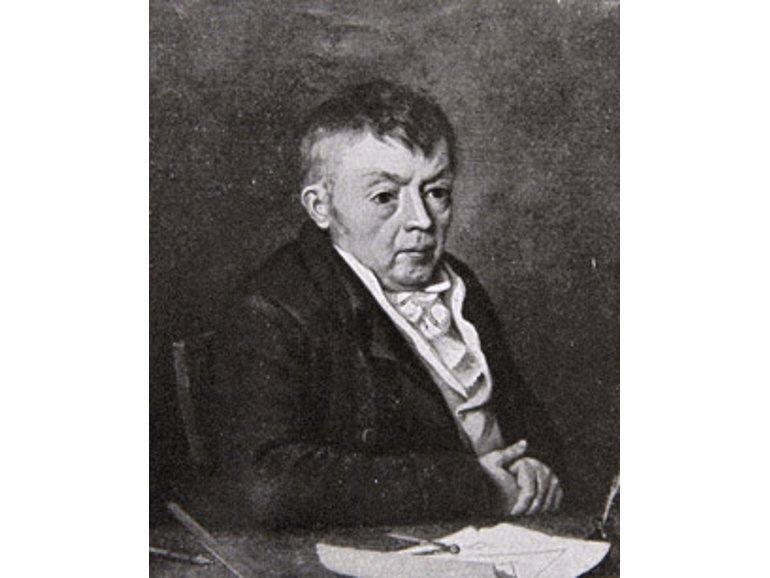 Portrait de Jean Frédéric Leschot