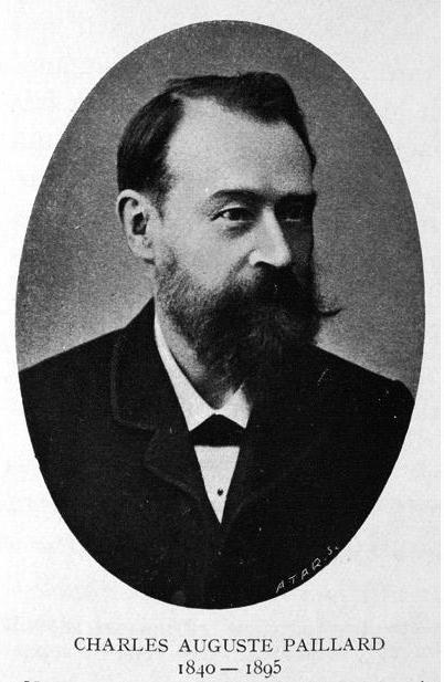 Charles-Auguste Paillard © MHE