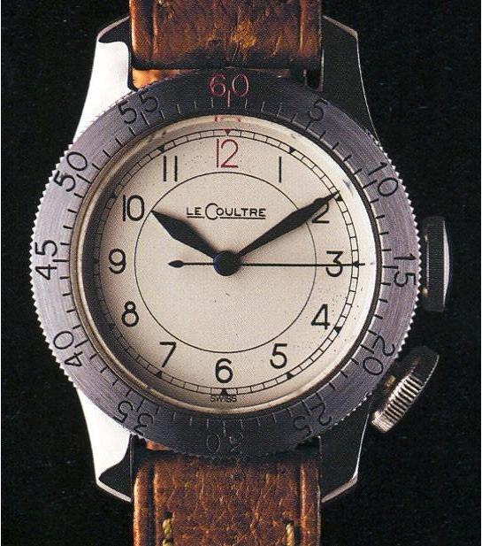 Montre-bracelet angle-horaire