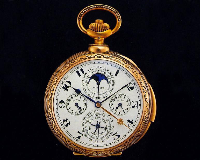 La montre Packard