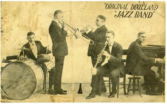 « The Original Dixieland Jazz Band »