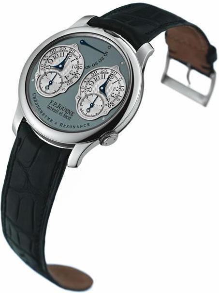 First resonance watch, F. P Journe