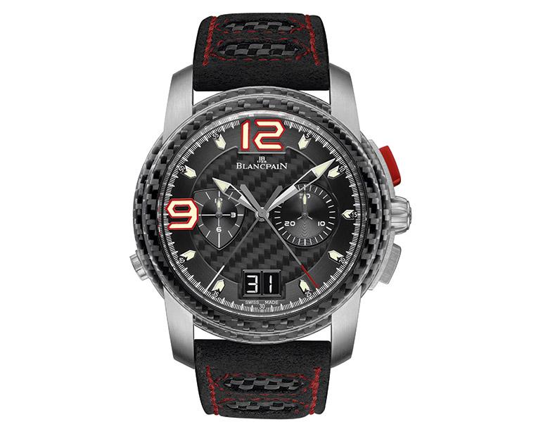 Blancpain: L-Evolution chronographe flyback