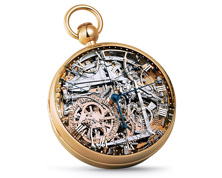 Breguet: The Marie-Antoinette watch