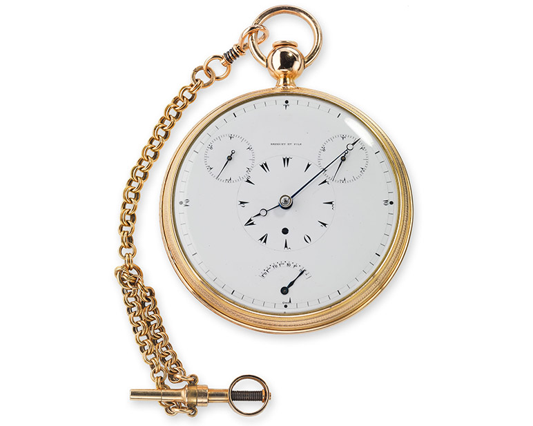 Breguet: Pocket watch n° 1188