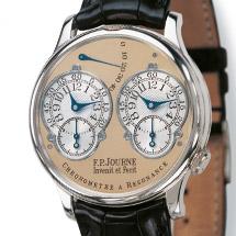 F.P. Journe: Chronomètre à Résonance