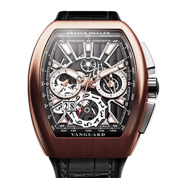 Frank Muller Vanguard Grande Date replica