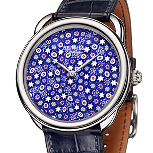 Arceau Millefiori 41 mm Blue