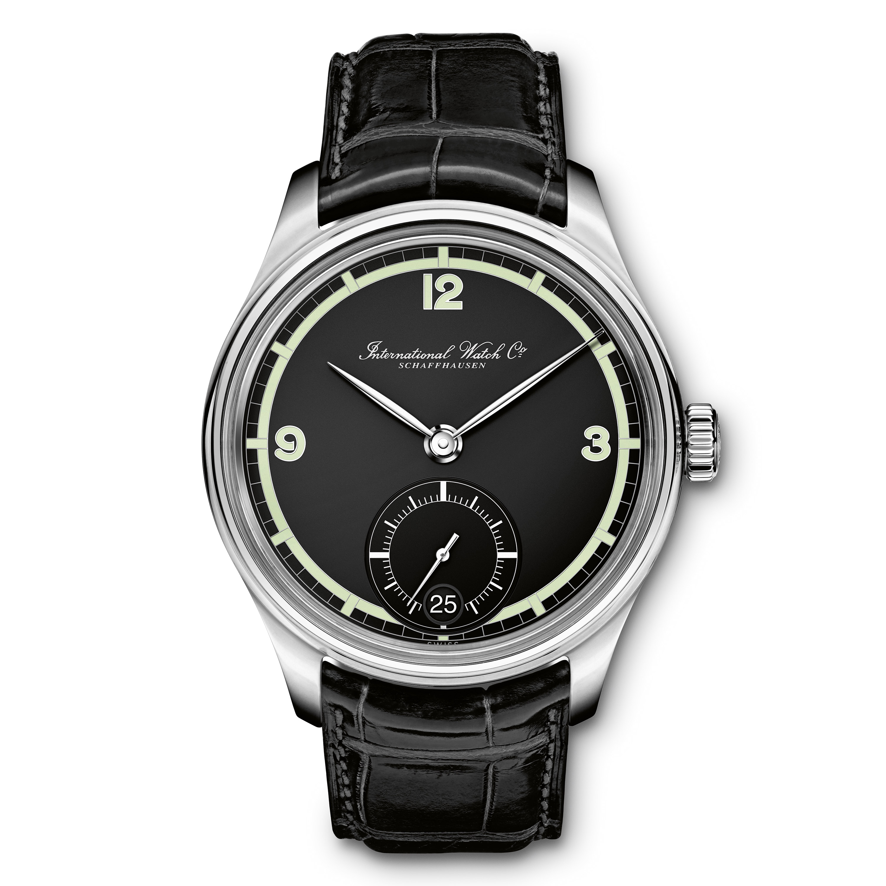 "IWC: Portugieser Hand-Wound Eight Days Edition ""75th Anniversary"""