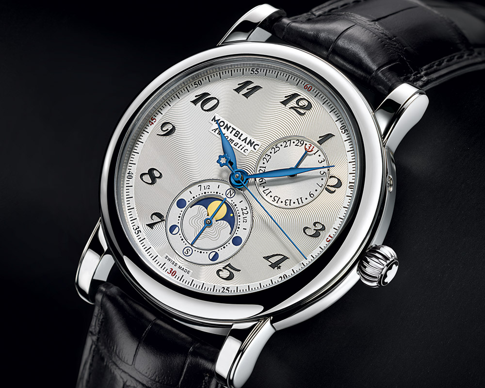 Montblanc: Star Twin Moonphase