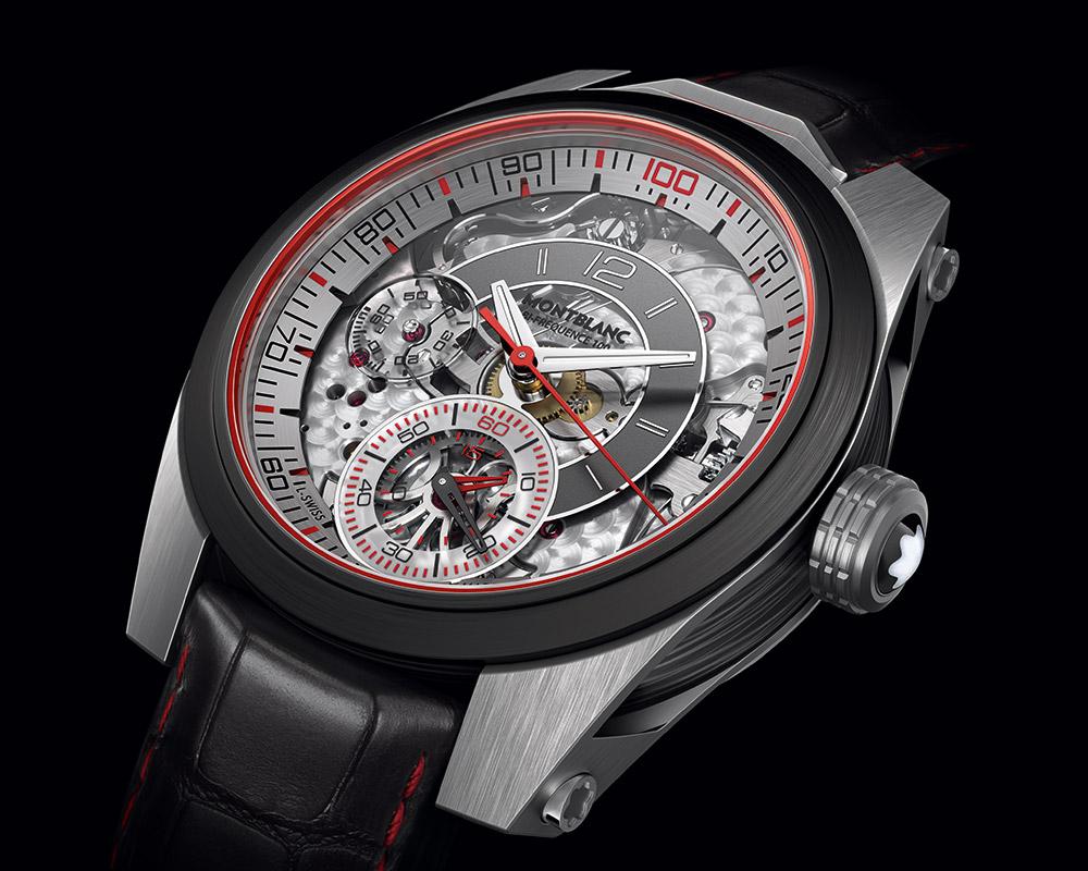 Montblanc : Time Walker Chronograph 100