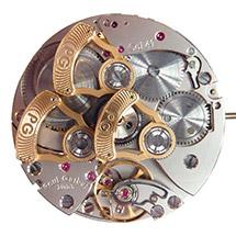 Modell 41 (Calibre à triple micro-rotor)
